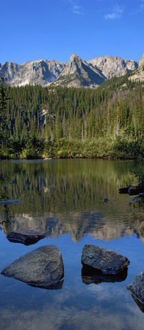 Fern Lake by Colorado Images