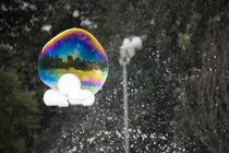 Bubble von Mickey Lewitter