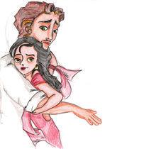 Julia & Octavio by Laura Megías