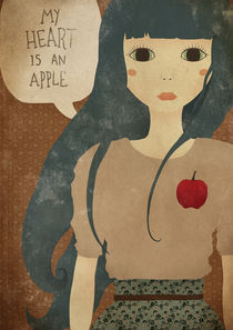 My Heart is an Apple von Ana Vieira