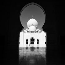 Sheik Zayed Moschee - Study 2 by Frank Stettler