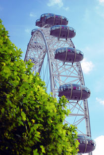 london eye by infin1ty