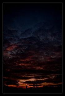 Sunset by Alexandru Busuioc