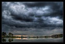 Tabacarie lake by Alexandru Busuioc