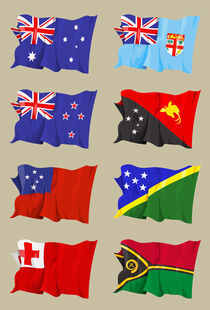 Eight-oceanic-flags