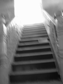 Main Stairway von Evan John