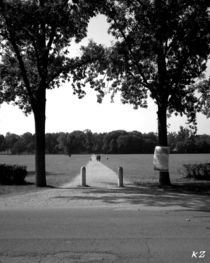 Monza, the park by Katia Zaccaria-Cowan