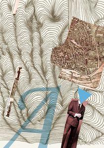 Cartographia I by A. M. Briganti