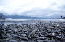 Stones on a Beach by jhspencer
