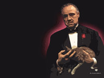 The Godfather, Don Corleone by Kushtrim Regjepaj