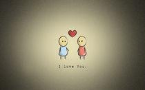 I love you! by Kushtrim Regjepaj
