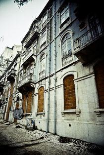 Lisbon Downtown by Pedro Celestino