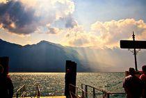 Italien / Italy 11 - Hafen von Malcesine / Port of Malcesine by Johannes Ehrhardt