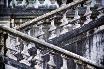 Stone Stairs by Pedro Celestino