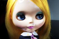 Blythe Doll by Pedro Celestino