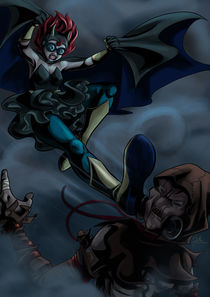 Flight of the Bat by Dana Ferris