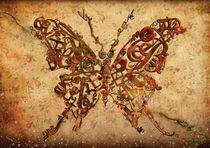 Butterfly-sepia