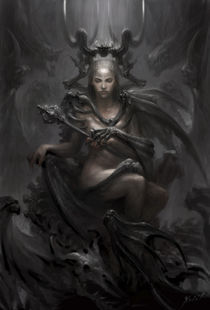 Reign of Darkness by Thitipon Dicruen
