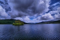 Loch Katrine, Scotland by sandra cockayne