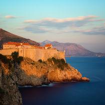 Walls of Dubrovnik von Ivan Coric