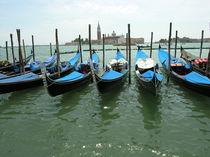 Gondole in Venice von Lorenzo Parma