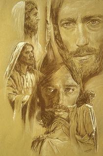 Jesus by Bryan Dechter