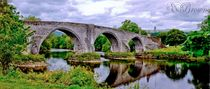 Stirling Old Bridge South von Buster Brown Photography