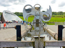 The Falkirk Wheel 3 von Buster Brown Photography