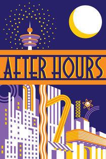 After Hours by Daniel Pelavin