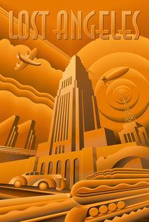 Lost Angeles by Daniel Pelavin