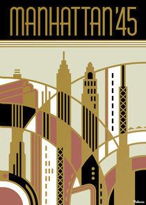 Manhattan 45 by Daniel Pelavin