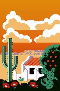 Southwest by Daniel Pelavin