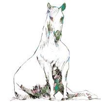 Sitting horse von Kuizin studio