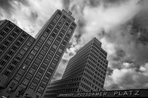 Potsdamer Platz by Eiko Fried