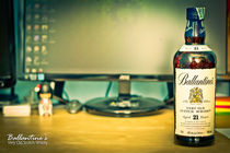 Ballantine's 21 by Mike Tok