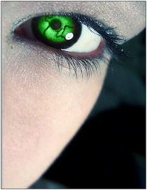 Evil Eye by George Cindea