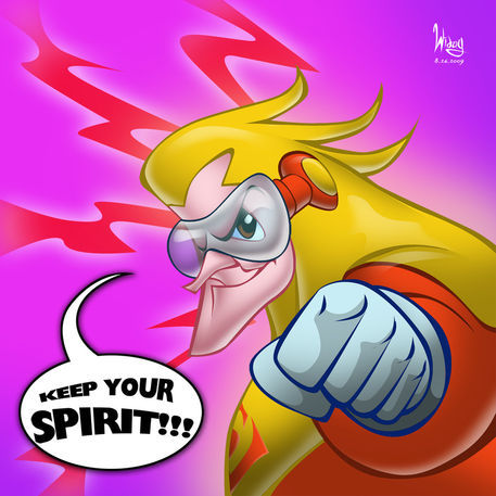 The-spirit-of-rooster-hero-keep-your-spirit