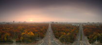 Berlin in autumn by Thomas Klomp