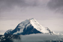 Mount Cook by Thomas Klomp