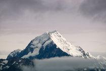 Mount Cook von Thomas Klomp