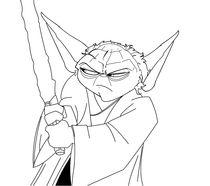 Yoda by David  Fernandes