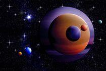 Exoplanetare cover cascade. von Bernd Vagt