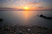 The sunset von Ivan Coric