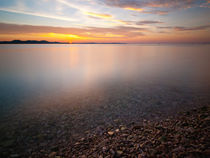 Nice sunset von Ivan Coric
