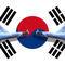 Sydkoreas-taekwondo-tema