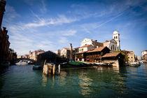 Venice 004 by Marek Mosinski