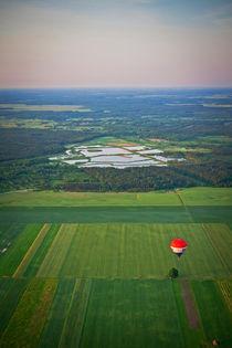 Baloon 002 by Marek Mosinski