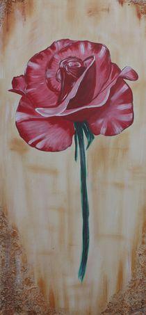 Rose Antique by Christine Bässler