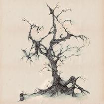 Gothic tree by John Leyton