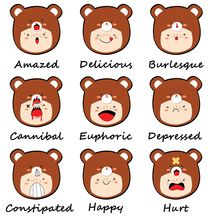 Teddy Bears Heads von kipuruki